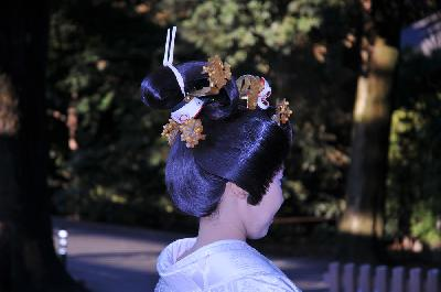 Coiffure traditionnelle
